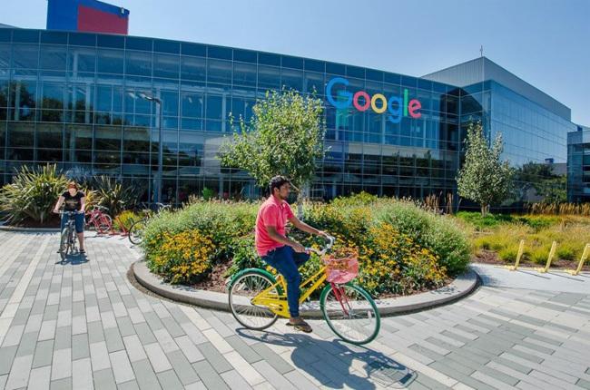 シリコンバレー発のイノベーションの象徴ともいえるGoogleの本社