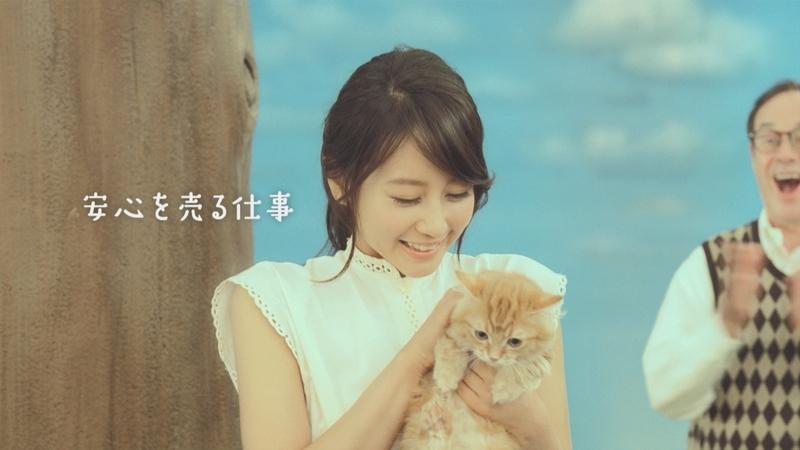 三井住友海上火災保険テレビCM03