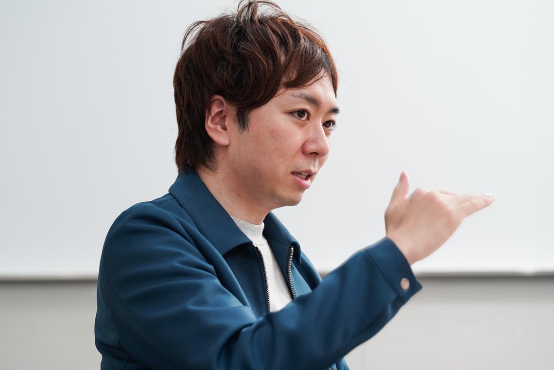 電通メディアイノベーションラボ天野彬氏