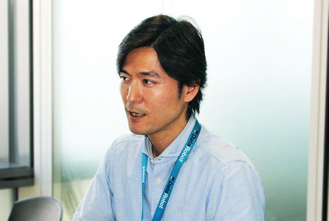 秋元健氏(電通 データ・テクノロジー・センター ジオデータソリューション部)