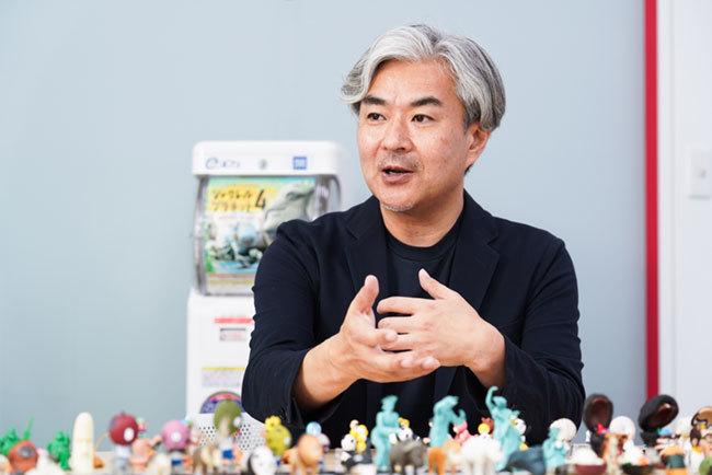 飯田雅実氏(電通テック シニアクリエーティブディレクター)