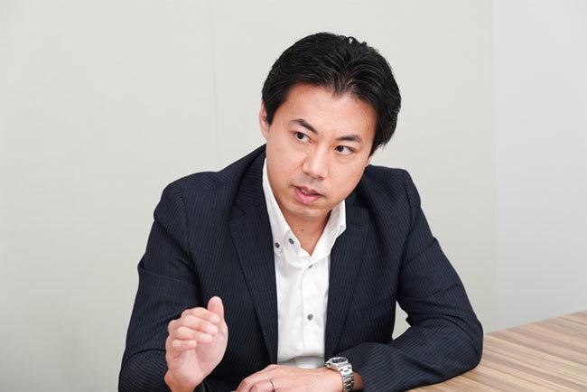 栖原啓明氏(テレビ朝日)