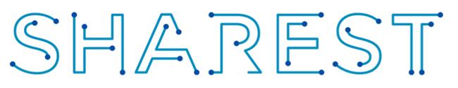 「SHAREST」ロゴ