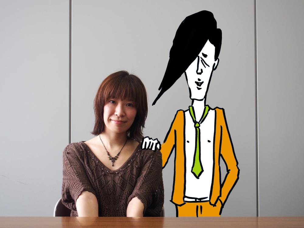 古田さんとキメゾー