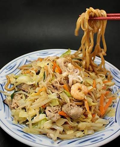 福新楼福建炒麺