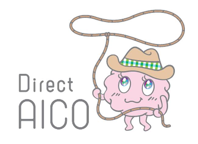 「Direct AICO」のロゴマーク