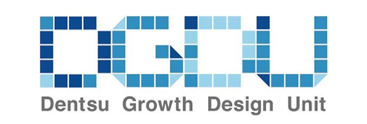 グロースデザインユニット™のロゴマーク