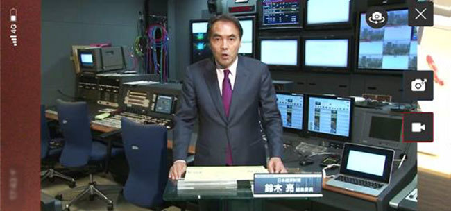 鈴木亮氏の株式相場解説の動画