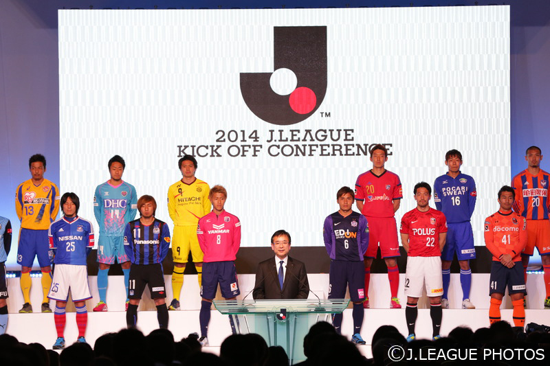 2014 J.LEAGUE KICK OFF CONFERENCE