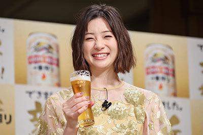 搾り cm 番 一 キリンビール一番搾り最新CMで女優の満島ひかりがかわいい!?焼肉・餃子に焼き鳥も!!