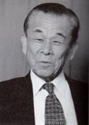 1997年、76歳の尾張幸也