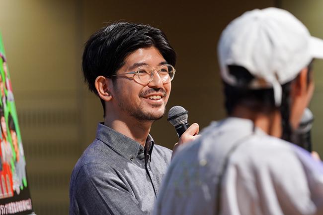 電通・佐藤雄介氏