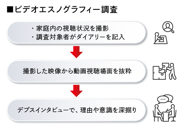 ビデオエスノグラフィー表