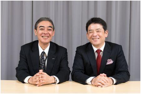 左から、村井氏、上田氏