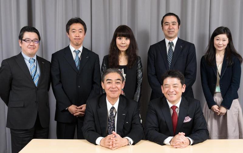 上田氏×電通新聞広告イノベーション研究会