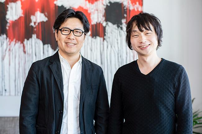田中氏と山原氏