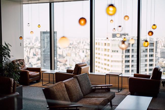 think Labカフェスペース