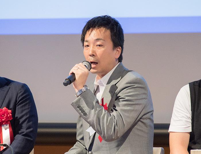 電通リテールマケティング 統合店頭マーケティング事業部ビジネス・ディベロップメント部部長 倉田哲宏氏