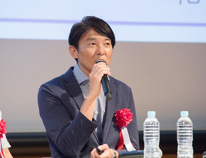 電通ダイレクトマーケティング コンサルティングオフィスECソリューション開発部部長 清水宣行氏