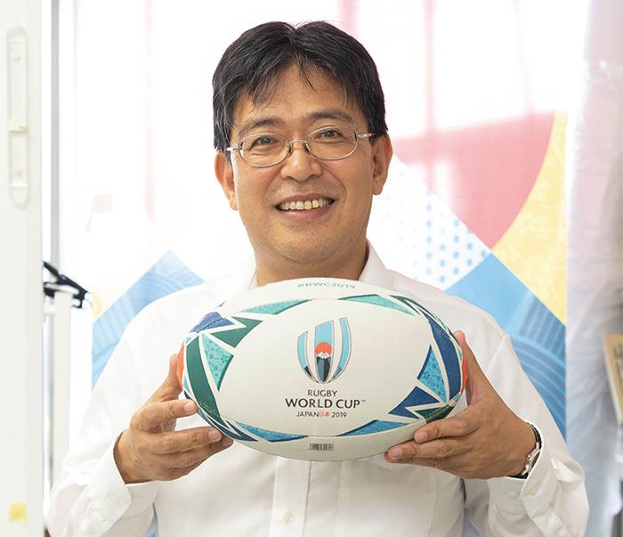 木村久氏(岩手県ワールドカップ2019推進室 室長)
