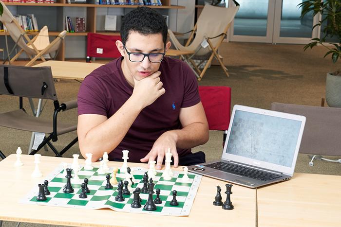 チェスで悩み解決