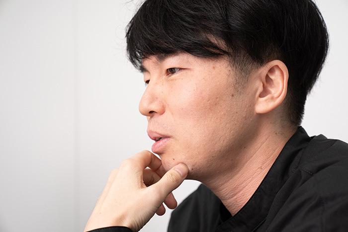 佐藤俊介氏(トランスコスモス)