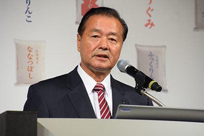 内田代表理事会長