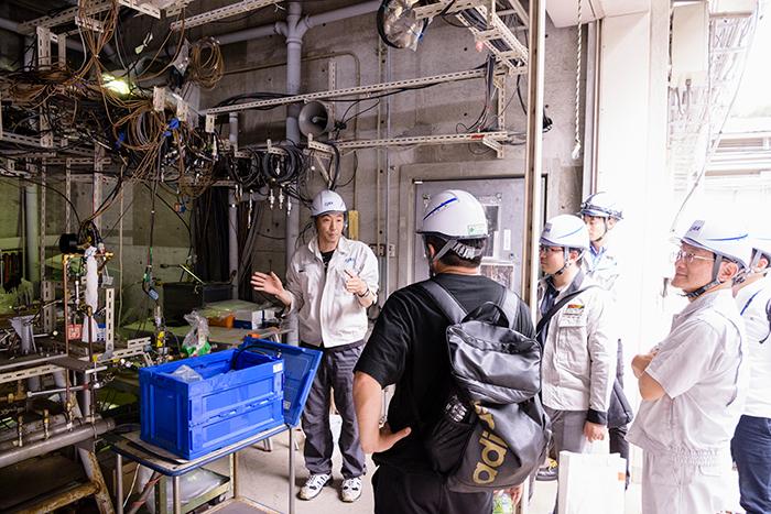 JAXAの角田宇宙センター