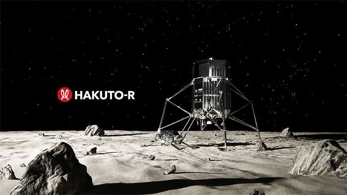 ispaceの月着陸船と月面探査車。パートナー各社を含め、日本のテクノロジーの粋を集めたプロジェクトとなっている。