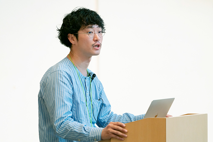 Ledge.ai編集長の飯野希氏