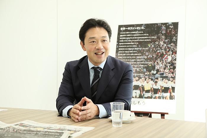 岩渕健輔氏
