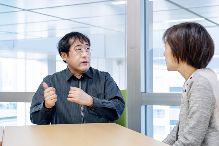 黒木彰一氏(フジテレビ)
