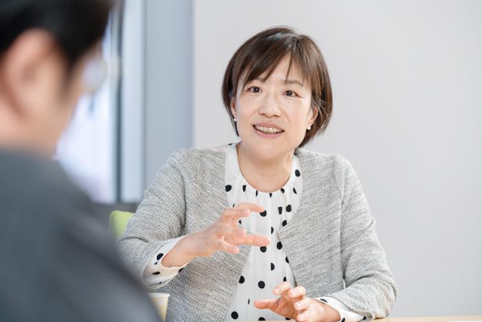 北風祐子氏(電通)