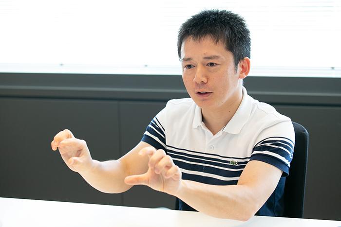 鈴木良和(電通デジタル  データ/テクノロジー部門 マネージャー)