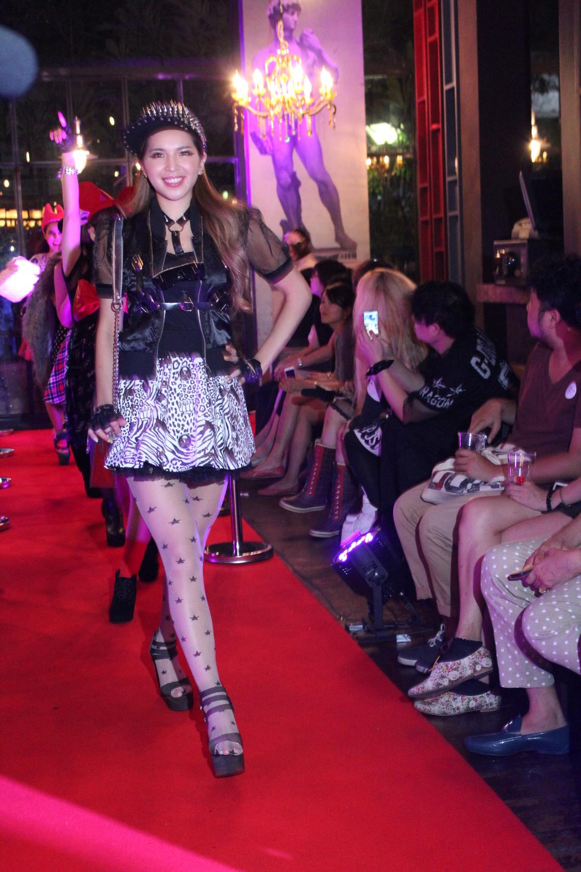 東京ランウェイ ファッションショー
