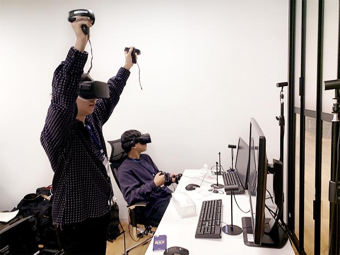 VR飲み会②