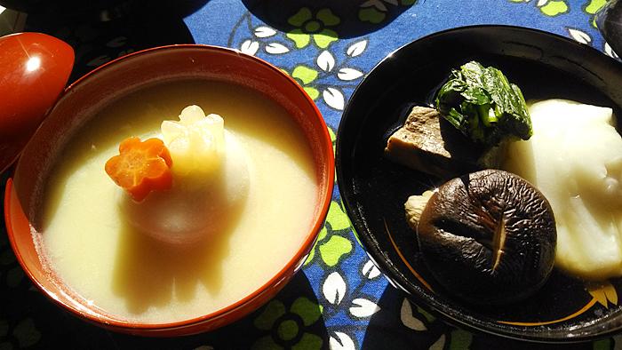 高松式 雑煮