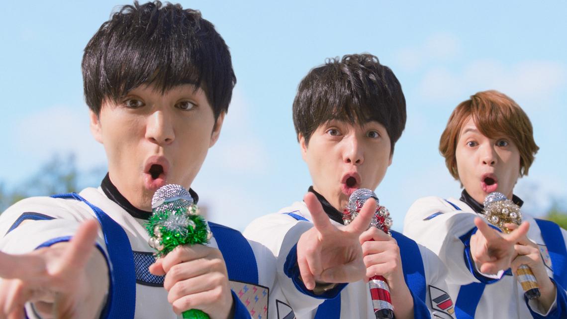大阪ガス」新テレビCM ジャニーズWESTの3人が、新ユニット結成 ...