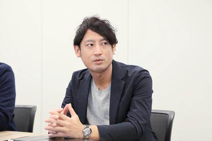SHE 執行役員/CMO・COO 五島淳氏