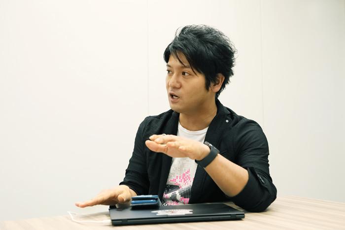 電通グロースデザインユニット プロジェクトリーダー 伊藤契太氏