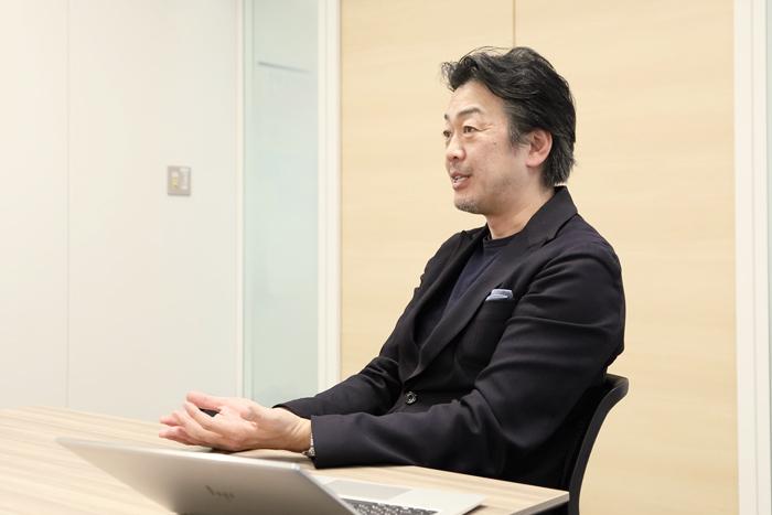 電通 ソリューション開発センター、電通グロースデザインユニット 春田英明氏