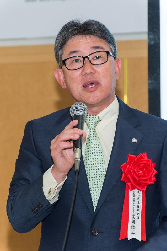 ネスレ日本の高岡浩三社長兼CEO