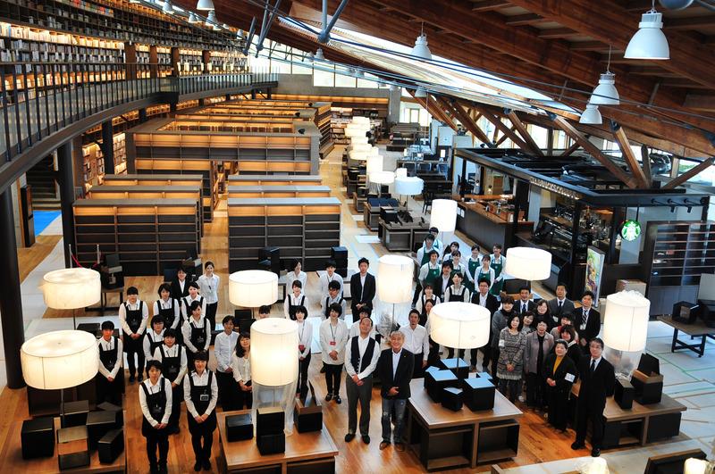 ●九州地区:武雄市「武雄市図書館~地域活性化にマーケティング手法を導入~」