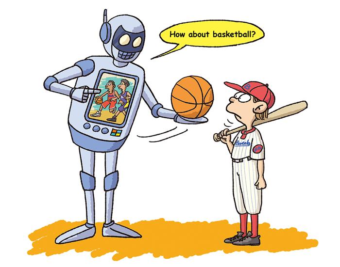 ロボットコーチ