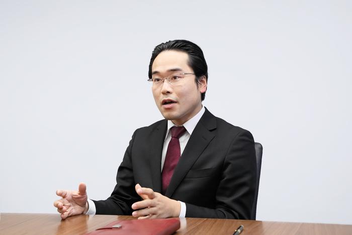 デロイト トーマツ ベンチャーサポート 代表取締役社長 斎藤 祐馬氏