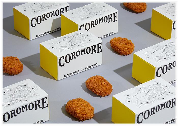 「COROMORE」のポスター