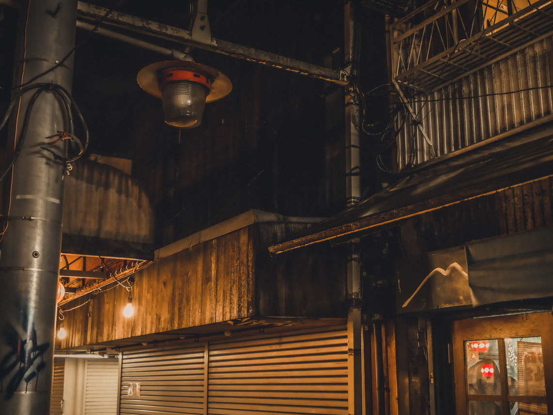 小田駿一氏「Night Order」の作品
