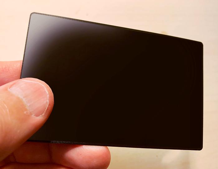 隠している本音を貯められるカード