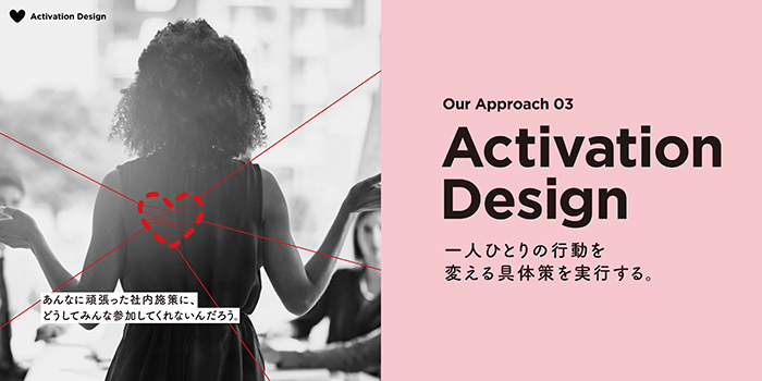 Activation Design