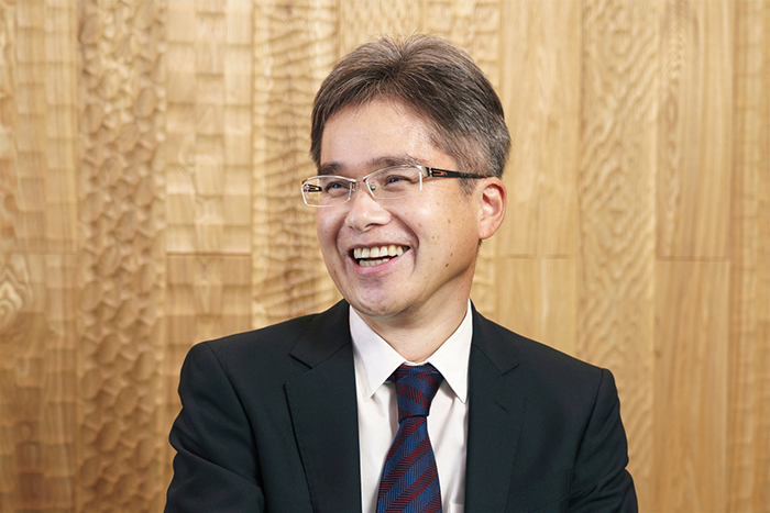 電通 榑谷氏